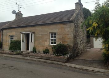 Thumbnail 1 bed semi-detached house to rent in Old Mill Road, Craigrothie, Cupar
