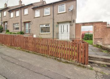 Thumbnail 4 bed terraced house for sale in Aven Drive, Laurieston, Falkirk