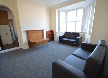Thumbnail 5 bed terraced house to rent in Landseer Road, Leicester