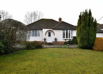 Thumbnail 2 bed detached bungalow for sale in Barrs Wood Road, New Milton
