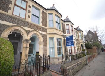 Thumbnail 4 bed terraced house to rent in Sneyd Street, Pontcanna, Cardiff