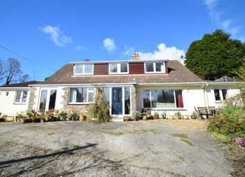 Thumbnail 4 bed detached bungalow for sale in Garras, Helston