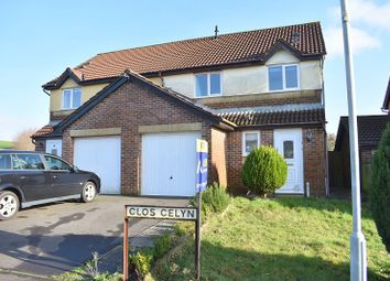 3 bed semi-detached house for sale in Clos Celyn, Llansamlet, Swansea SA7