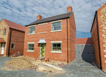 Thumbnail 4 bed detached house for sale in Foulsham Road, Bintree, Dereham