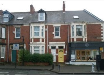 Thumbnail 2 bed flat to rent in Sandyford Road, Newcastle Upon Tyne