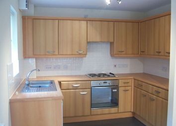 Thumbnail 2 bed flat to rent in Lynmouth House, Welland Road, Hilton, Derby