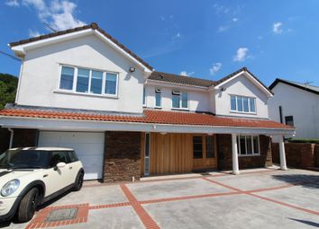 Thumbnail 5 bed detached house for sale in Sunnybank Road, Blackwood