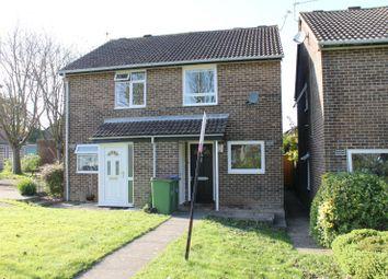 Thumbnail 2 bedroom semi-detached house to rent in Drake Close, Horsham