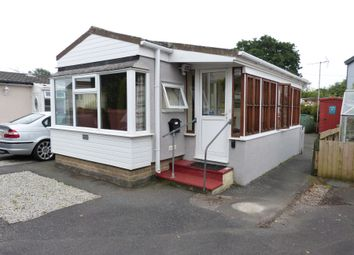 Thumbnail 1 bed mobile/park home for sale in Hazelmere Avenue, St Austell