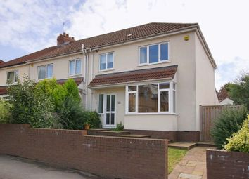 Thumbnail 3 bed terraced house for sale in Wootton Road, Bristol