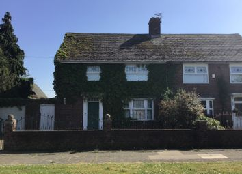 Thumbnail 4 bed terraced house for sale in Damwood Road, Speke, Liverpool