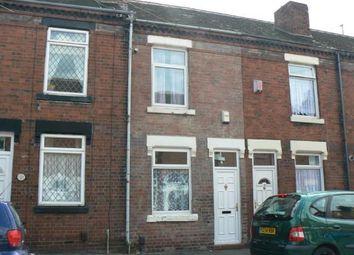 Thumbnail 2 bed terraced house to rent in Wain Street, Burslem, Stoke-On-Trent