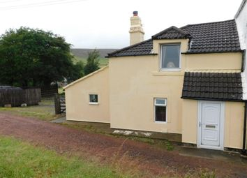 Thumbnail 2 bed terraced house for sale in Leadhills, Biggar