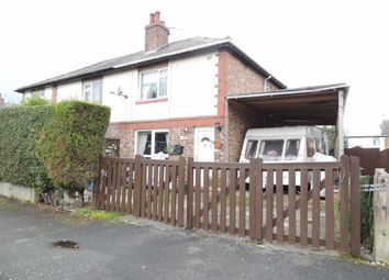 Thumbnail 2 bed semi-detached house for sale in Brindley Avenue, Marple, Stockport