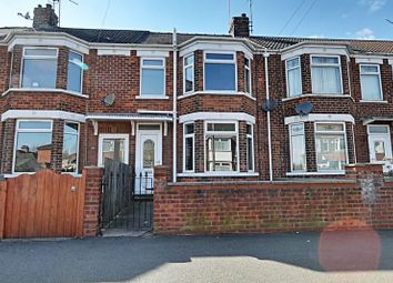 Thumbnail 3 bedroom terraced house for sale in Rockford Avenue, Hull