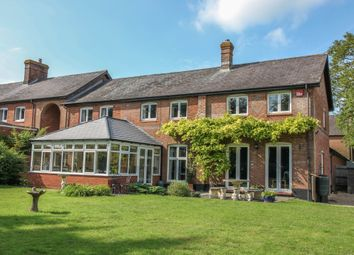 Thumbnail 5 bed detached house for sale in Chattis Hill, Stockbridge, Hampshire