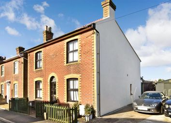 Thumbnail 2 bed semi-detached house for sale in St. Pauls View Road, Newport, Isle Of Wight