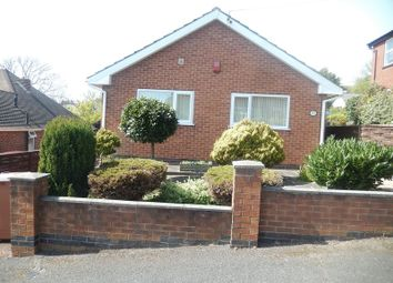 Thumbnail 2 bed detached bungalow for sale in Moore Road Mapperley, Nottingham