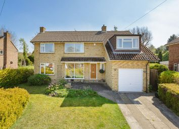Thumbnail 4 bed detached house for sale in Larchwood Close, Banstead