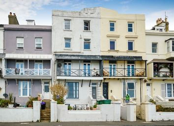 Thumbnail 1 bed flat to rent in Wellington Terrace The Esplanade, Sandgate, Folkestone
