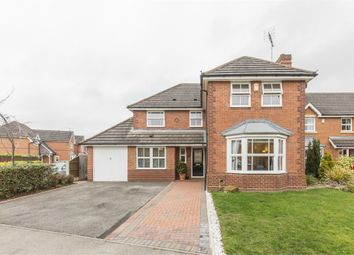 Thumbnail 4 bed detached house for sale in Redwing Close, Gateford, Worksop, Nottinghamshire