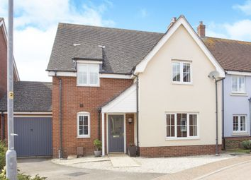 Thumbnail 4 bed detached house for sale in Ancar Road, South Wootton, King's Lynn