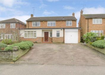 Thumbnail 4 bed detached house to rent in Sheepcot Lane, Garston, Herfordshire