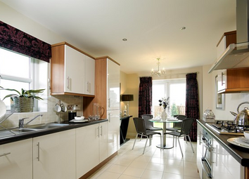 Thumbnail 4 bed detached house for sale in The Wharfdale, Rectory Lane, Standish, Greater Manchester