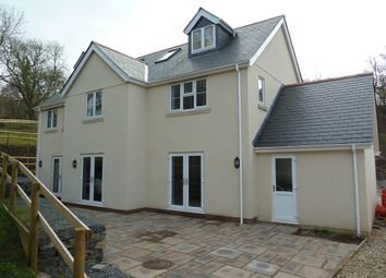 Thumbnail 5 bed detached house for sale in Primrose Court, Bampton, Tiverton