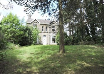 Thumbnail 4 bed detached house for sale in Twynybedw Road, Clydach, Swansea