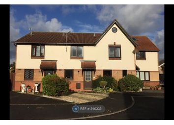Thumbnail 2 bed terraced house to rent in Newton Burrows, Porthcawl, Bridgend