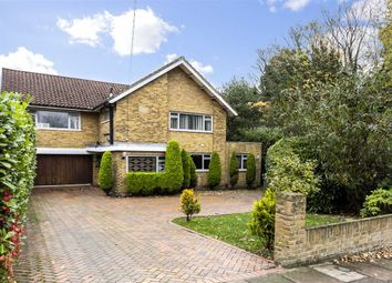 Thumbnail 6 bed detached house for sale in West Road, London