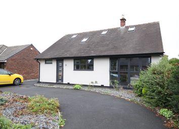 Thumbnail 4 bed detached bungalow for sale in Longfield, Penwortham, Preston