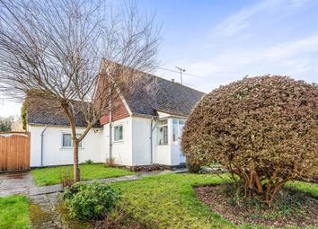 Thumbnail 3 bed semi-detached house for sale in Woodside Road, Sundridge, Sevenoaks