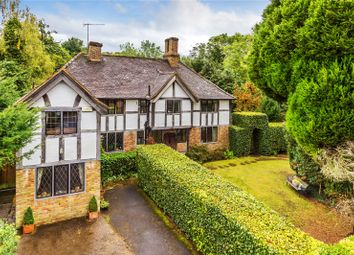 5 bed detached house for sale in Detillens Lane, Limpsfield, Oxted, Surrey RH8