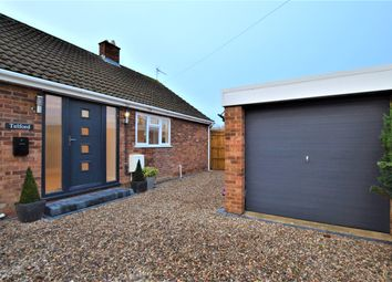 Thumbnail 3 bed detached bungalow for sale in North Road East, The Reddings, Cheltenham