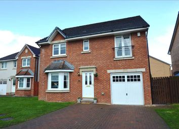 Thumbnail 4 bedroom detached house for sale in Ardrain Avenue, Motherwell