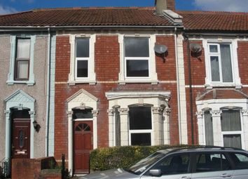 Thumbnail 2 bed terraced house to rent in Lynton Place, Redfield, Bristol