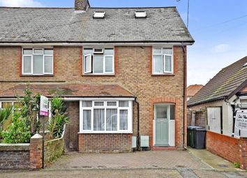 Thumbnail 3 bed maisonette for sale in Longford Road, Bognor Regis, West Sussex