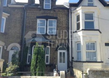 Thumbnail 5 bedroom shared accommodation to rent in Albany Terrace, Chatham, Kent
