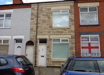 Thumbnail 3 bedroom terraced house for sale in Western Road, Leicester