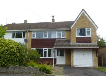 Thumbnail 5 bed semi-detached house for sale in London Road, Chippenham