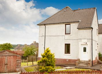Thumbnail 2 bed flat for sale in Willson Road, Allanton Shotts