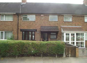 Thumbnail 3 bed terraced house to rent in Over Green Drive, Kingshurst, Birmingham