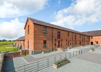 Thumbnail 4 bedroom barn conversion for sale in Nantcribba Barns, Forden, Welshpool, Powys