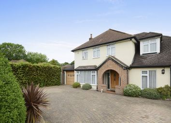 Thumbnail 4 bed detached house for sale in Godolphin Close, Sutton