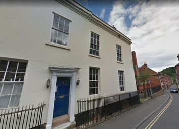 Thumbnail 1 bed flat to rent in High Street, Bewdley