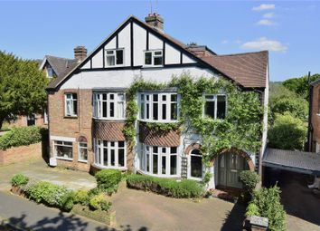 Thumbnail 5 bed semi-detached house for sale in Godalming, Surrey