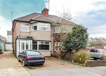 Thumbnail 3 bed semi-detached house for sale in Southend Road, Woodford Green