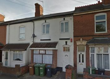 Thumbnail 1 bed flat to rent in Parker Street, Bloxwich, Walsall